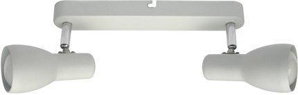 LAMPA ŚCIENNA  CANDELLUX PICARDO 92-44181 LISTWA  E14 BIAŁY MAT