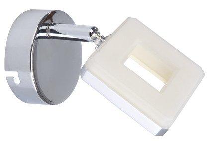 LAMPA ŚCIENNA KINKIET CANDELLUX CYNTHIA 91-60808  LED CHROM