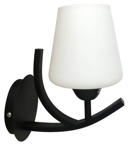LAMPA ŚCIENNA KINKIET CANDELLUX LONDYN 21-38548 CZARNY