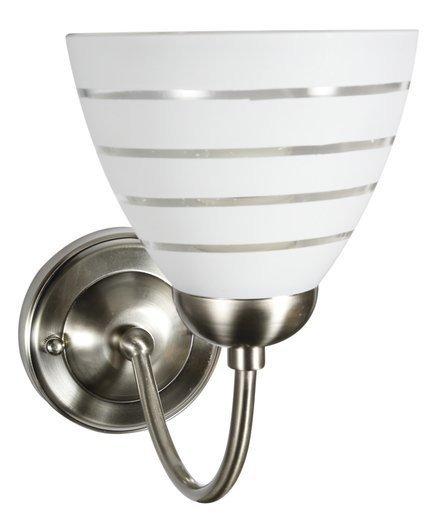 LAMPA ŚCIENNA KINKIET CANDELLUX ULI 21-66145  E27 SATYNA