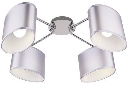 LAMPA SUFITOWA  CANDELLUX BAN 34-70784  E14 CHROM