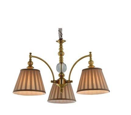 LAMPA SUFITOWA WISZĄCA CANDELLUX AUSTIN 33-13842  E14 PATYNA
