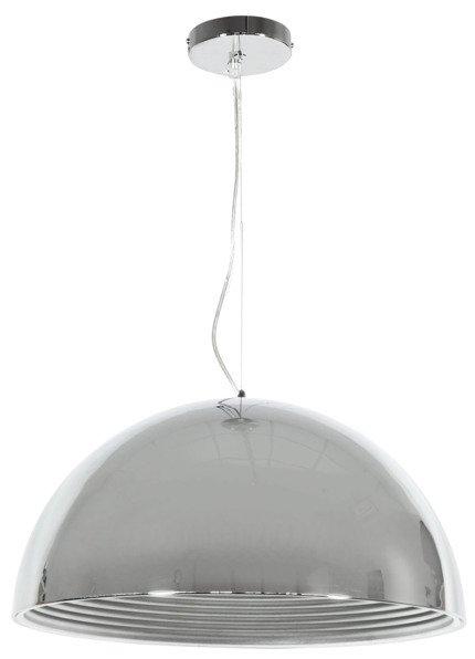 LAMPA SUFITOWA WISZĄCA CANDELLUX DORADA 31-26361   E27 CHROM