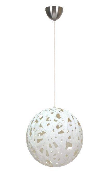LAMPA SUFITOWA WISZĄCA CANDELLUX FRIDA 31-51127   E27 BIAŁY
