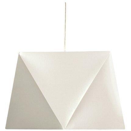 LAMPA SUFITOWA WISZĄCA CANDELLUX HEXAGEN 31-03607   E27 PERŁOWY