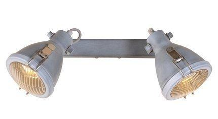 Lampa Ścienna Candellux Crodo 92-71118 Listwa E14 Szary
