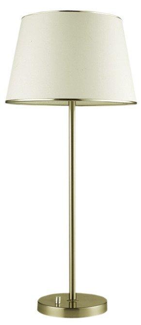 Lampa Stołowa Gabinetowa Candellux Ibis 41-01354 E14 Patyna