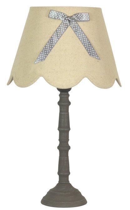 Lampa Stołowa Gabinetowa Candellux Vibu 41-28365 E27 Len
