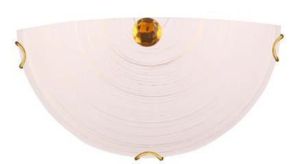Lampa Sufitowa Candellux Mila 11-38947 Plafon E27 Złoty