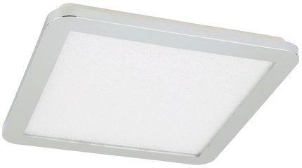 Lampa Sufitowa Candellux Nexit 10-66794 Plafon 18W Led Ip44 Chrom+Granila 3000K
