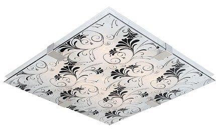 Lampa Sufitowa Candellux Vagante 10-30504 Plafon E27 Kwadrat