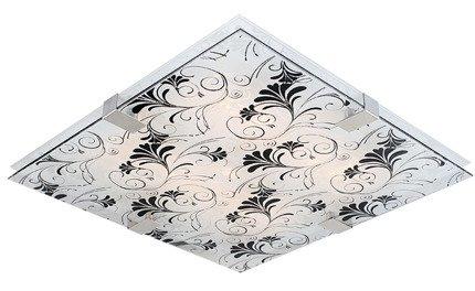 Lampa Sufitowa Candellux Vagante 10-30535 Plafon Led Kwadrat