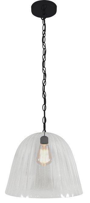 Lampa sufitowa wisząca 1X60W E27 bezbarwny VASE 31-51257
