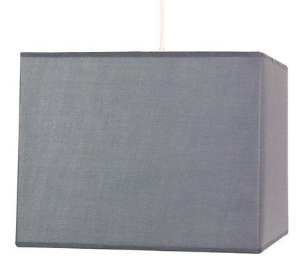 Lampa sufitowa wisząca 1X60W E27 szary BASIC 31-06103