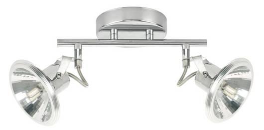 LAMPA ŚCIENNA  CANDELLUX MOON 92-28082 LISTWA  LED G9 CHROM