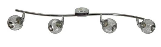 LAMPA ŚCIENNA  CANDELLUX NOVEL 94-06981 LISTWA  G9 CHROM