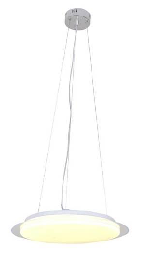 LAMPA SUFITOWA WISZĄCA CANDELLUX DANUA 31-69740   LED