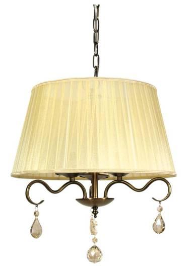 LAMPA SUFITOWA WISZĄCA CANDELLUX FIESTA 33-04451  E14
