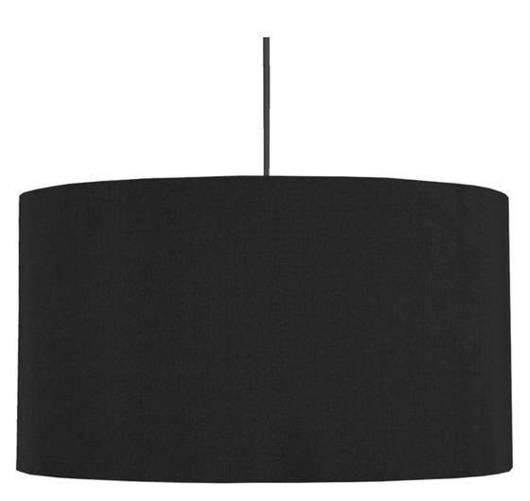 LAMPA SUFITOWA WISZĄCA CANDELLUX ONDA 31-06172   E27 CZARNY