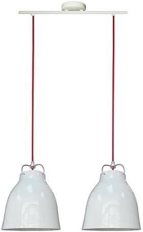 LAMPA SUFITOWA WISZĄCA CANDELLUX PENSILVANIA 32-35813  E27 BIAŁY
