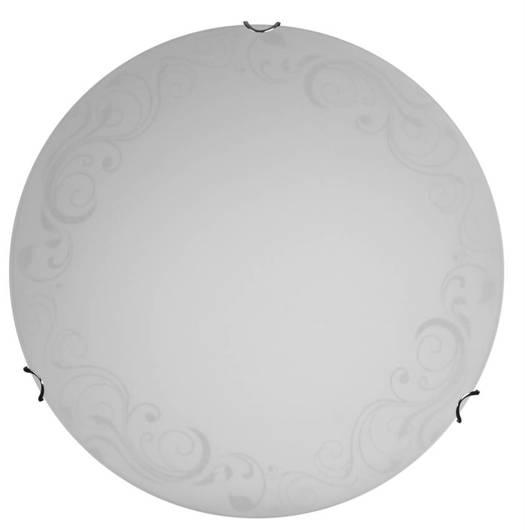 Lampa Sufitowa Candellux Arkadia 13-55224 Plafon Uchwyt Metal 1X60W E27