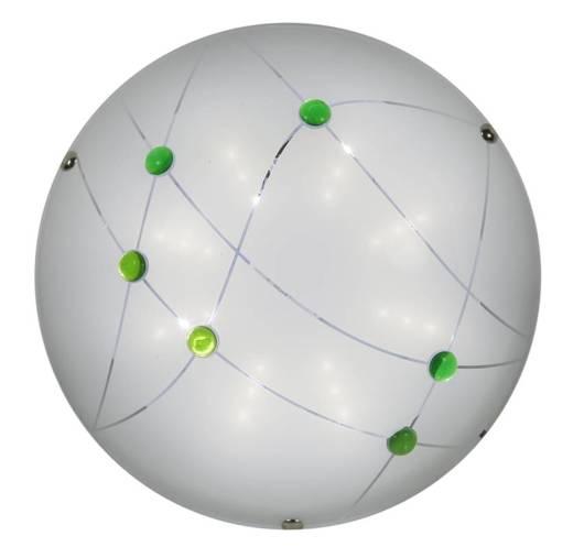 Lampa Sufitowa Candellux Duca 13-54173 Plafon Led 6500K Zielony