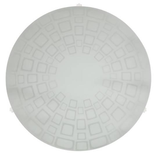 Lampa Sufitowa Candellux Ingrid 13-55248 Plafon Uchwyt Biały 1X60W E27