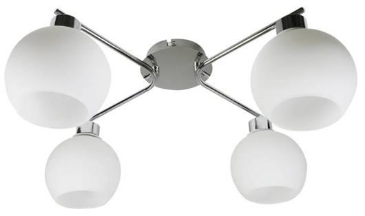 Lampa Sufitowa Candellux Josh 34-72658 E27 Chrom