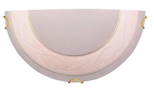 Lampa Sufitowa Candellux Lora 11-40220 Plafon E27 Róż