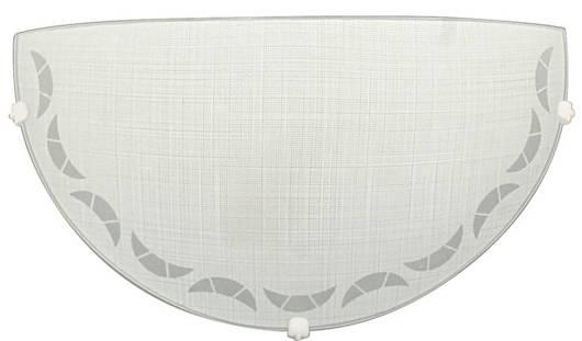 Lampa Sufitowa Candellux Mewa 11-46591 Plafon1/2 Eco 60W