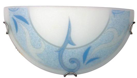 Lampa Sufitowa Candellux Regina 11-45822 Plafon1/2 Niebieska