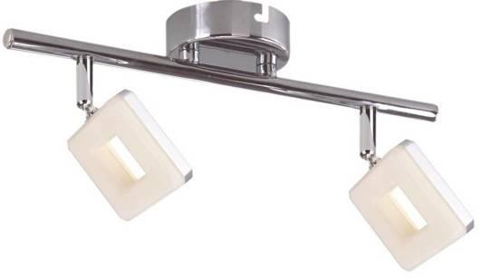 Lampa ścienna kinkiet listwa 2X5W LED chrom CYNTHIA 92-60822
