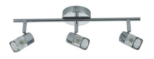 Lampa ścienna listwa 3X40W G9 DIAMENT 93-19243