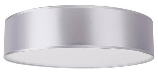 Lampa sufitowa okrągła jasno szara 3x40W E27 50cm Kioto Candellux 31-64707