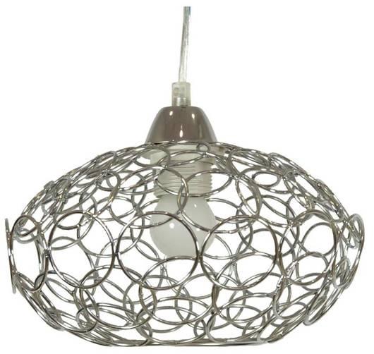 Lampa sufitowa wisząca 1X60W E27 PINIA 31-13408